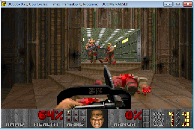 Doom 2: Hell on Earth - Publicado en 1994