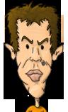 Luis Miguel Ortiz G. - Comic face