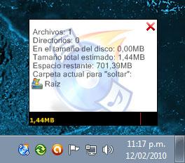 CDBurnerXP DropBox