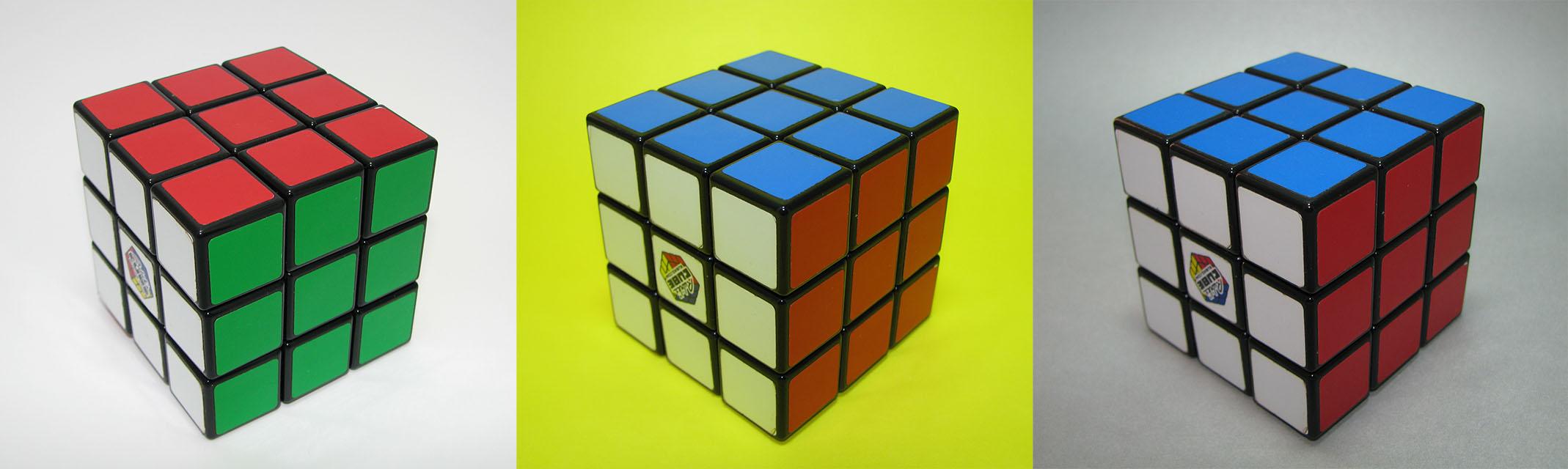 Resultados caja de luz - cubo de rubik