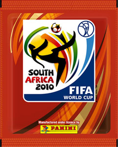 South Africa 2010 FIFA World Cup Panini