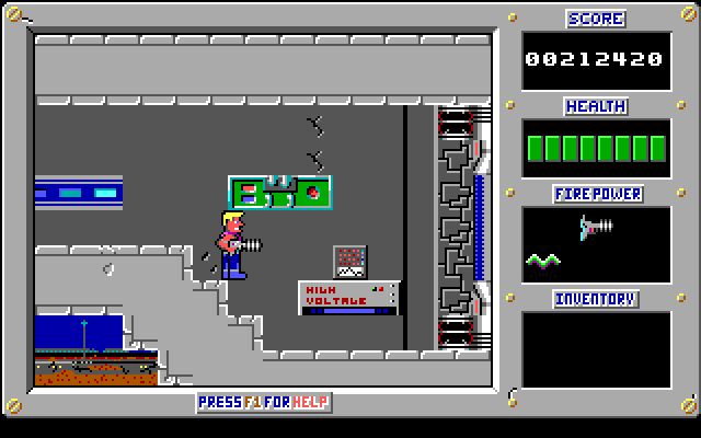 Duke Nukem I screenshot 2