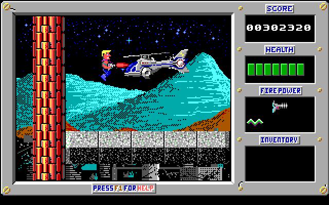 Duke Nukem I screenshot 3
