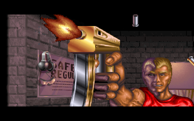 Duke Nukem II screenshot 1