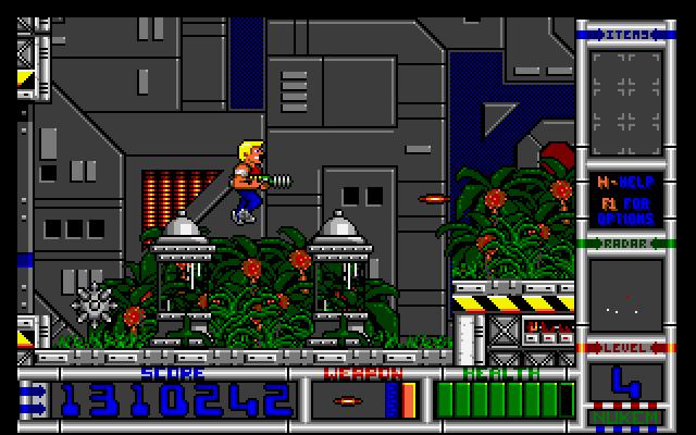 Duke Nukem II screenshot 3