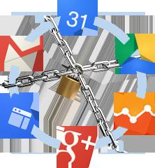 Locked Google Apps - TecnoEnt